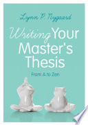Writing Your Master s Thesis