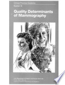 Quality Determinants Of Mammography