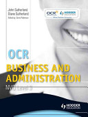 OCR Business and Administration NVQ  Level 3