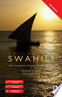 Colloquial Swahili  eBook And MP3 Pack
