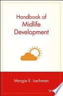 Handbook Of Midlife Development book