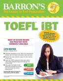 Barron s TOEFL IBT  14th Edition