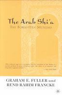 The Arab Shi'a