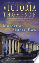 Murder on Sisters  Row Book PDF