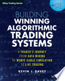 Building Winning Algorithmic Trading Systems Book PDF