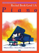 Alfred s Basic Piano Course Lesson Book  Bk 1a