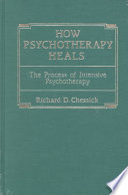 How Psychotherapy Heals