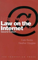 Law on the Internet Book PDF