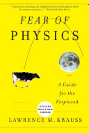 Fear Of Physics : at everything from the physics of boiling water...