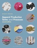 Apparel Production Terms And Processes book