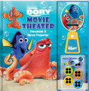 Finding Dory Movie Theater Storybook   Movie Projector