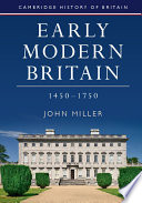 Early Modern Britain  1450   1750