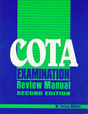 COTA Examination Review Manual