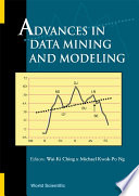 Advances In Data Mining And Modeling, Hong Kong, 27-28 June 2002 : under fast development. because of their wide...