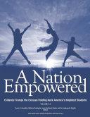 A Nation Empowered  Volume 2