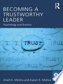 Becoming A Trustworthy Leader
