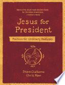 Book Jesus for President