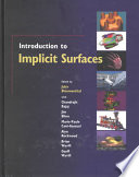 Introduction to Implicit Surfaces