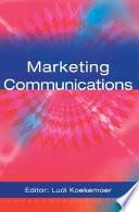 Marketing Communications book