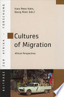 Cultures Of Migration book