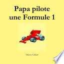 Papa pilote une Formule 1