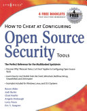 download ebook how to cheat at configuring open source security tools pdf epub