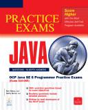 Ocp Java Se 6 Programmer Practice Exams Exam 310 065