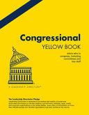 Congressional Yellow Book Spring 2017