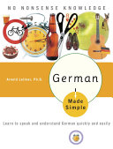 German Made Simple Book