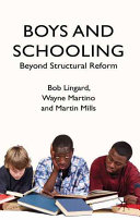 Boys and schooling