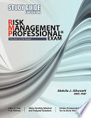 Study Guide for the PMI Risk Management Professional  R  Exam