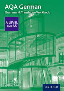 AQA a Level German  Grammar and Translation Workbook