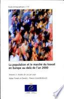 La population et le march   du travail en Europe au del   de l an 2000