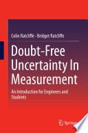 Doubt Free Uncertainty In Measurement