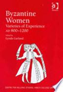 Byzantine Women