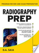 Radiography PREP  Program Review and Examination Preparation   Sixth Edition