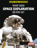 download ebook what does space exploration do for us? pdf epub