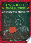Book Project MK Ultra and Mind Control Technology