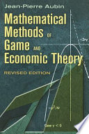 Mathematical Methods Of Game And Economic Theory book