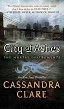 City of Ashes Book Cover