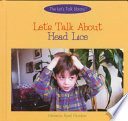 Let S Talk About Head Lice
