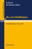 SK1 von Schiefkörpern