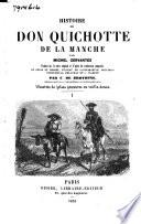 Histoire de Don Quichotte de la Mancha