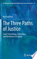 The Three Paths of Justice