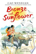 Bronze and Sunflower Book Cover