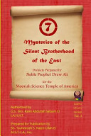 Mysteries of the Silent Brotherhood of the East