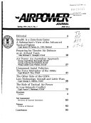 Airpower Journal 1911