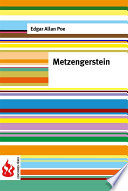 Metzengerstein (low cost). Limited edition