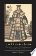 French Criminal Justice