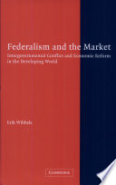 Federalism and the Market Model Of Intergovernmental Bargaining To Account For